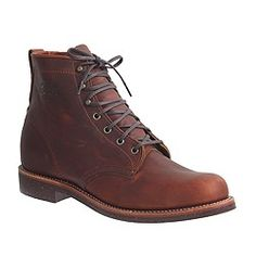 Original Chippewa for J.Crew plain-toe Renegade boots $268