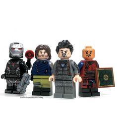 Lego Marvel, Marvel Comics, Iron Man Movie, All Lego, Man Movies, Lego Super Heroes, Infinity War, Marvel Cinematic Universe, Lego Sets