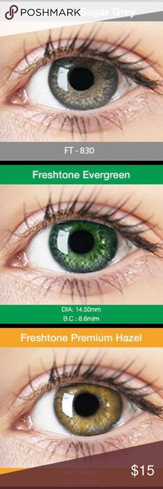 Free Samples of Colored Contacts Without Prescription  Contact