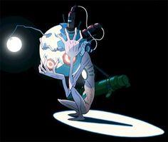 Genius Party is an anthology of seven short animated films from Studio 4�C  1) Genius Party - Atsuko Fukushima 2) Shanghai Dragon - Shoji Kawamori 3) Deathtic 4 - Shinji Kimura 4) Doorbell - Yuji Fukuyama 5) Limit Cycle - Hideki Futamura 6) Happy Machine - Masaaki Yuasa 7) Baby Blue - Shinichiro Watanabe