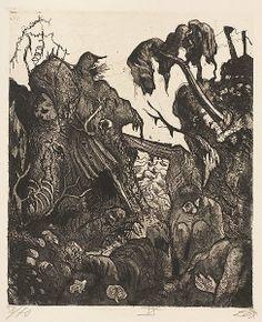 Otto Dix- Der Krieg aka The War