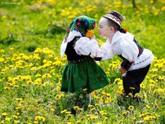Dragobete's Day - Celebrating love in the Romanian style Folk Costume, Costumes, Romanian Girls, Visit Romania, People Around The World, Beautiful Babies, Beautiful Places To Visit, Cute Kids, Ukraine