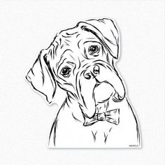 Tattoo Dog Boxer Sweets Ideas For 2019 - Art - Perros Graciosos Boxer Dog Tattoo, Dog Tattoos, Gifts For Dog Owners, Dog Gifts, Online Pet Supplies, Dog Supplies, Boxer Love, Dog Love, Weimaraner