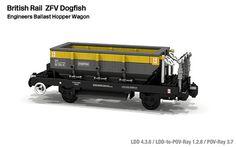 Lego ZFV Dogfish Hopper