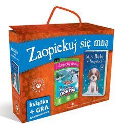 Mały Rubi w tarapatach + Młody doktor Morskie zwierzaki (gra PC)  Więcej na: www.zielonasowa.pl