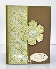 Mixed Bunch SU - friend card