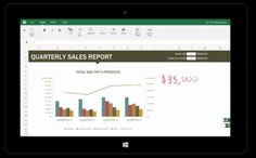 MS Excel Touch / Microsoft