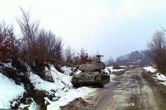 T-34 of Bosnian Serbs