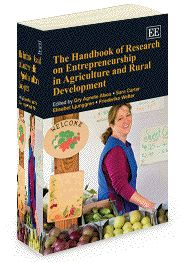 The agriculture sector around the world has experienced profound changes in recent years. This unique and path-breaking Handbook draws together the best current research in the area of entrepreneurship in agriculture, food production and rural development. Agriculture policy reforms have impacted farm incomes, while demand side changes have required the development of sophisticated market driven strategies. Farmers have demonstrated uneven abilities to adapt and adjust to these ongoing…