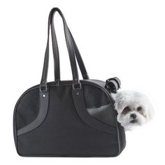 Petote Roxy Pet Carrier Bag Black Small -- See this great product.(This is an Amazon affiliate link)