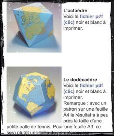 Le globe  | Cyber tour du monde de Oumie