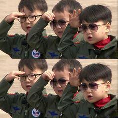 Song Triplets Cute Asian Babies, Cute Babies, Song Il Gook, Triplet Babies, Man Se, Song Daehan, Song Triplets, Cute Songs, Love Park