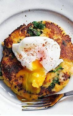 Low FODMAP and Gluten Free Recipes - Bubble and squeak -- http://www.ibssano.com/low_fodmap_recipe_bubble_squeak.html