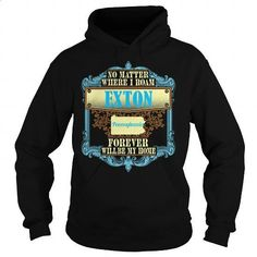 Exton in Pennsylvania - #food gift #funny hoodie. CHECK PRICE => https://www.sunfrog.com/States/Exton-in-Pennsylvania-Black-Hoodie.html?60505