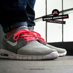 check out 1da15 63f2d  nikeSB  janoski  spatter  leather  sneakerbaas  baasbovenbaas Nike SB  Stefan Janoski