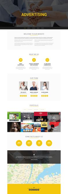 Coming soon Advertising Agency Joomla Template Check Out Its - advertising timeline template