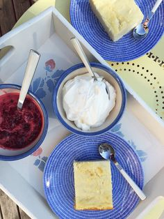 Schwedische Küche: Åländische Pfannkuchen Ålandspannkaka
