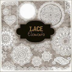 more lace elements