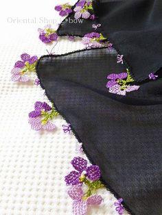 マルマラ地方:イーネオヤスカーフ:パープル×ライラック - Oriental Shop C*bow