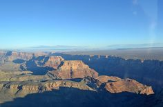 Grand Canyon DEIS Aerial: Kwagunt Butte & Nankoweap Mesa by Grand Canyon NPS, via Flickr