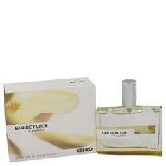 Kenzo Eau De Fleurs Magnolia by Kenzo Eau De Toilette Spray 1.7 oz (Women)