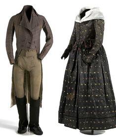 La Constitución de 1812 | ESPECIALES | elmundo.es Frac neoclásico y traje de mujer. | Museo del Traje de Madrid