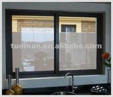 Aluminium Windows For Sale - Aluminium Prodigy Aluminium Windows, Sliding Windows, New Homes, Curtains, Kitchen, House Renovations, Window Ideas, Patio Ideas, Home Decor