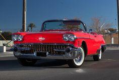 1958 Cadillac Eldorado Biarritz (6267SX)
