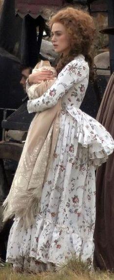 Keira as the Duchess...