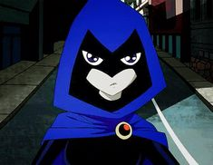 raven teen titans - Google Search
