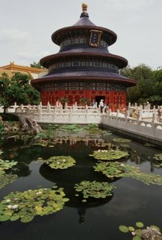 Epcot World Showcase Best Kept Secrets – China