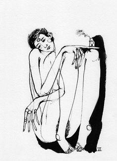 Best Drawing Marina Gonz Lez Eme images on Designspiration Kunst Inspo, Art Inspo, Psychedelic Art, Desenho Pop Art, Figurative Kunst, Trash Art, Art Plastique, Art Sketchbook, Portrait Art