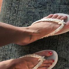 Wedding Flip Flops/Wedges/Shoes.BRIDAL Flip Flops. Flip Flops. | Etsy