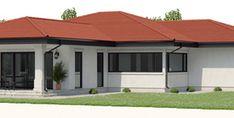 New House Plans, House Floor Plans, House Plans South Africa, Home Design Floor Plans, Concept Home, Building Design, Modern Houses, New Homes, Construction