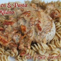 Chicken Pasta Milano