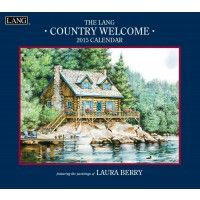 Country Welcome 2015 Wall Calendar
