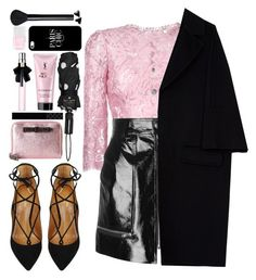 """#1053 Kathy"" by blueberrylexie ❤ liked on Polyvore featuring Marc Jacobs, Dolce&Gabbana, Isabel Marant, Marni, Aquazzura, NARS Cosmetics, Yves Saint Laurent, Kate Spade, Gucci and Casetify"