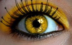 Yellow eye by Bloody House of Cards, via s600.photobucket.com