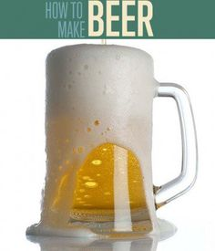 How to Make Beer | Home Brewing Instructions | Tutorial with Recipes & Instructions