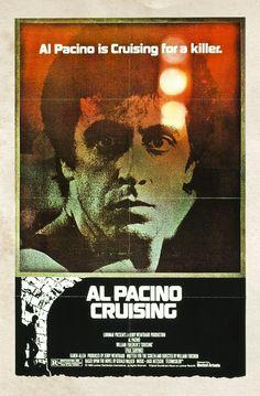 'Cruising' starring Al Pacino, 1980.