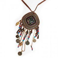 """Original collar """"Africa Salvaje"""" para tus looks más originales 15,90€"""