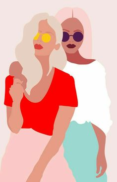 Cool.girls illustrated