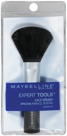 Maybelline New York Expert Tools, Face Brush for only $7.09 You save: $1.89 (21%) + Free Shipping