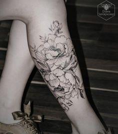 leg tattoo for girl - 55 Lovely Tattoos for Girls  <3 !