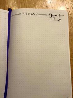 Ideen für heute?  #Bullet #Journal #Idee #Notizbuch