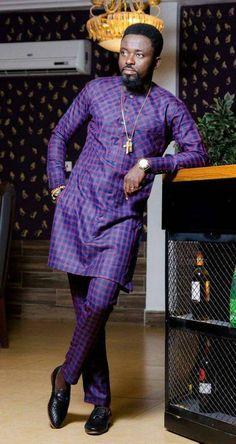 African men's clothing / wedding suit/dashiki / African men's shirt/ vêtement africain/ chemise et pantalon/ Men African clothing, African African Wear Styles For Men, African Shirts For Men, African Dresses Men, African Attire For Men, African Clothing For Men, African Clothes, African Style, African Women, Nigerian Men Fashion