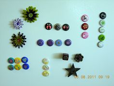 I love making magnets. Especialy from bottle caps.