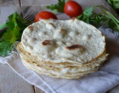 Tortillas veloci ricetta base,saporite,morbidissime e gustose