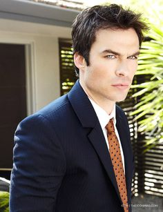 Will Ian Somerhalder Replace Charlie Hunnam as Christian Grey in Fifty Shades of Grey