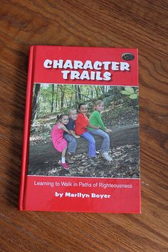Recommended reading: Character Trails by Marilyn Boyer. My kids were so engaged by the stories/lessons in this book!
